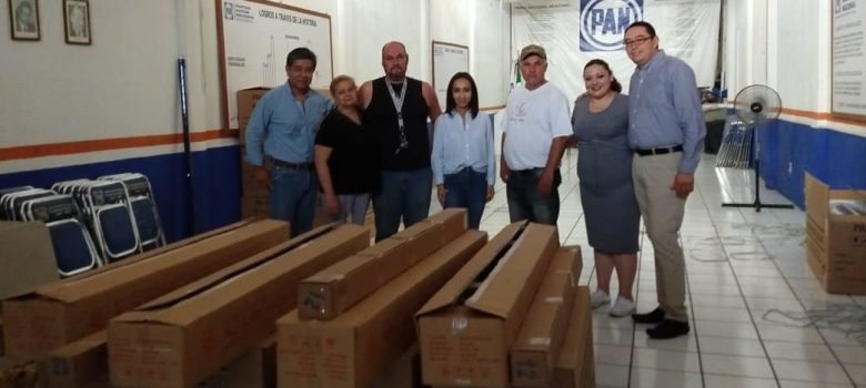 PAN Zapotlán, abre convocatoria para adquirir cemento, calentadores solares, láminas y tinacos a bajo costo