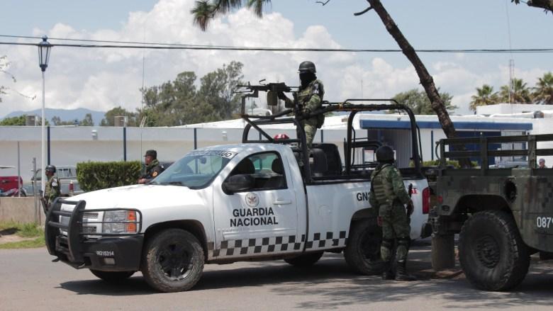 Dan de alta a 5 heridos por enfrentamiento en Tepalcatepec