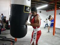 Inauguran escuela de box en Ciudad Guzmán