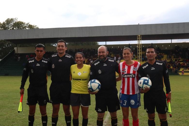 Atlético San Luis Femenil se lleva la victoria en el Santa Rosa