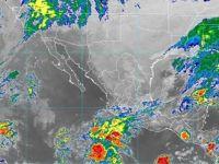 Continuarán lluvias en Jalisco, se formó depresión tropical en el Océano Pacífico