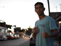"""""""Cabo Kid"""": el primer peleador de Ciudad Guzmán que participó en UFC"""