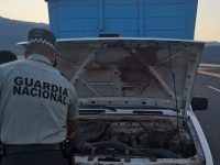 Guardia Nacional adelanta operativo carretero de Semana Santa