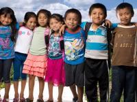 Niñas, niños y el planeta que habitarán