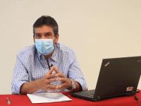 Tres de los pacientes con Covid-19 en la región están hospitalizados, pero estables