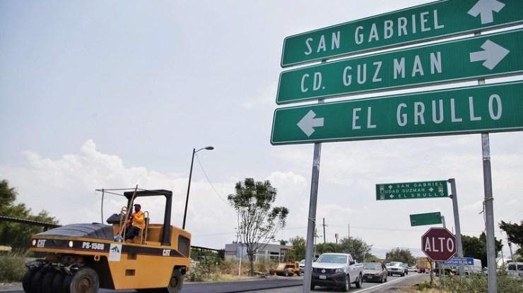 En dos semanas quedará lista carretera Ciudad Guzmán –El Grullo: Alfaro