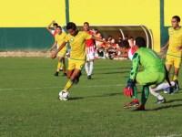 Doblete de Marco Ibarra da victoria a Mazorqueros en Tercera División
