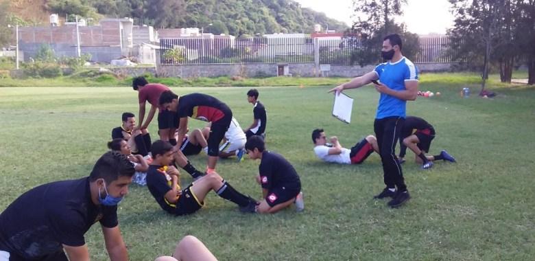 Fortius primera escuela de Halterofilia en Ciudad Guzmán