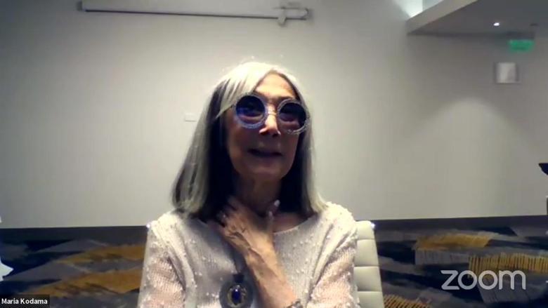 María Kodama recibe premio internacional Juan José Arreola