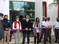Inauguran espacio para la Unidad de Protección Para Mujeres Víctimas de Violencia
