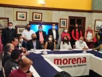 """Morena acepta """"madruguete"""", culpan a Mario Delgado"""