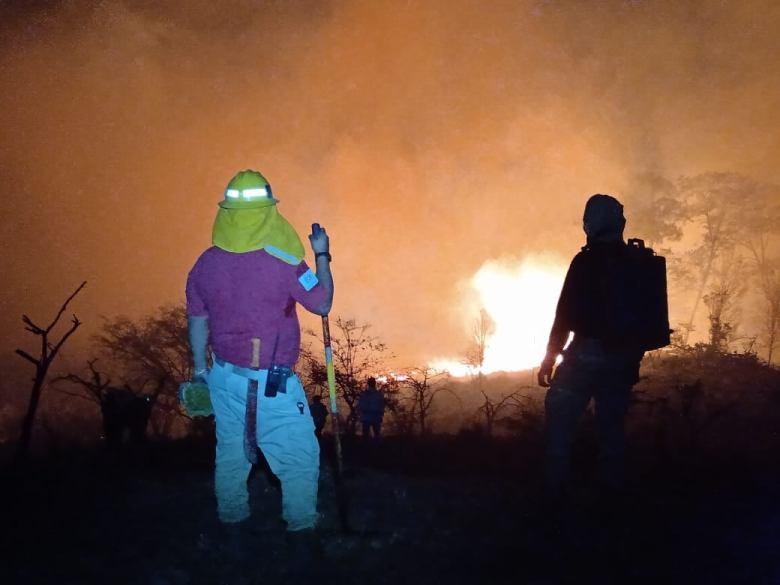 Liquidan incendio forestal en Tamazula, consumió mil 600 hectáreas
