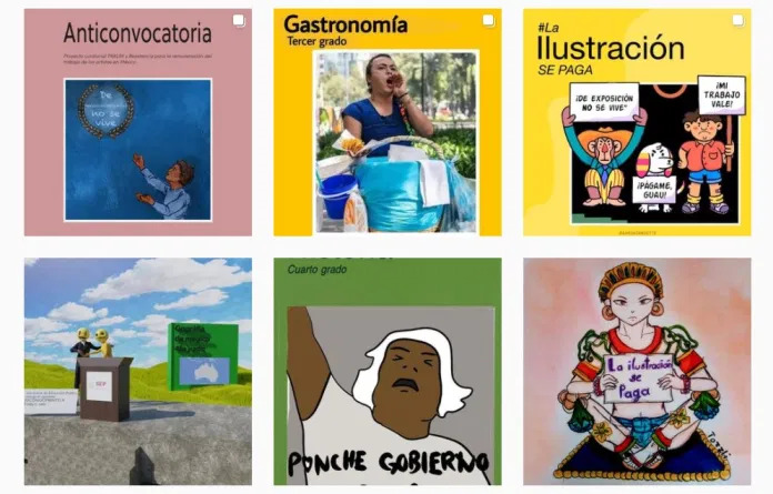 Ilustradores lamentan poco reconocimiento en su trabajo
