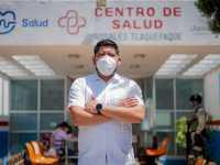 Abren pre registro para vacuna a personal médico y de enfermería