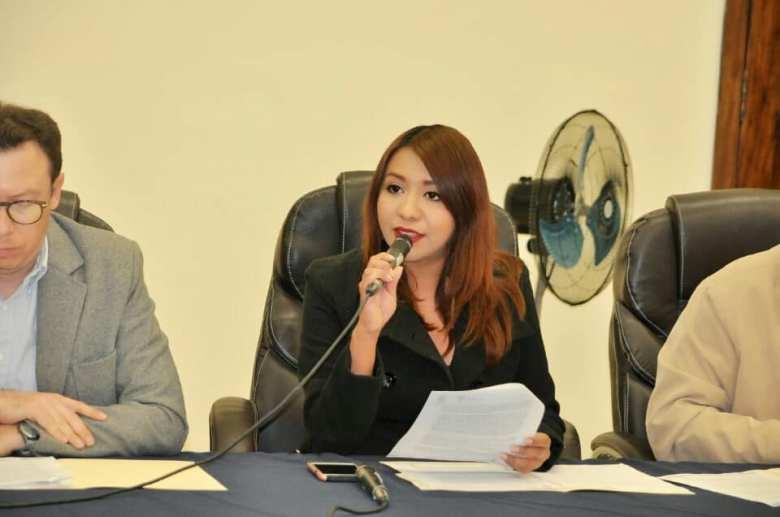 Aprueba IEPCJ candidatura de Tania Bernardino