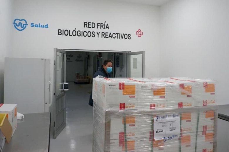 Por logística, aplicación de segunda dosis en Ciudad Guzmán no podrá iniciar mañana