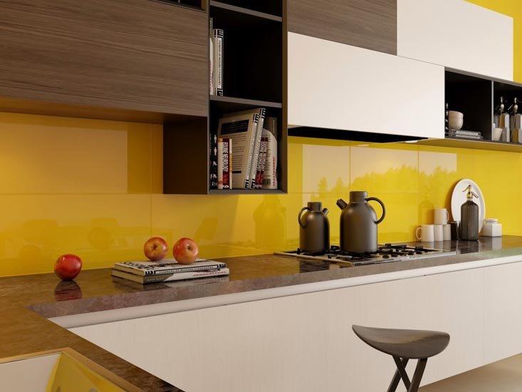 ¿Cómo darle vida a tu cocina con azulejos?