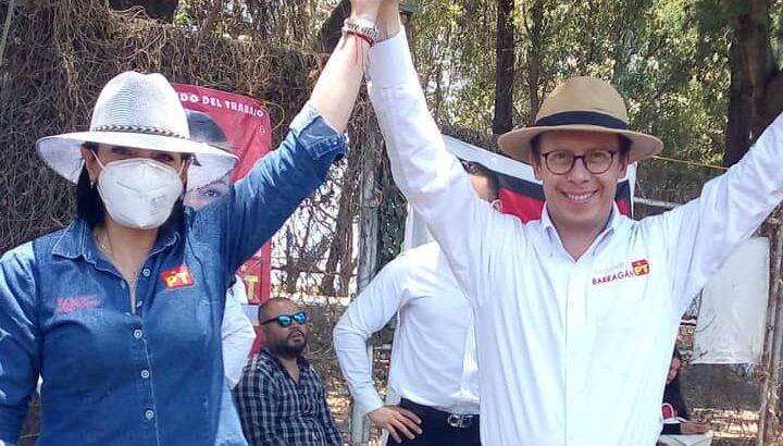 Hartazgo social sepultó a Movimiento Ciudadano en Ciudad Guzmán: Alejandro Barragán