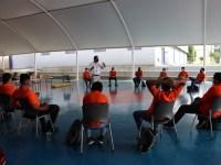 378 estudiantes regresaron a clases presenciales en CUSur