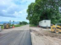 Vuelve a cerrar carretera libre a Colima por obras en grietas de Sayula