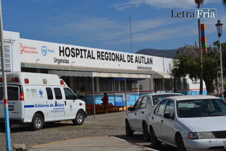 Hospitales de Autlán al tope por COVID-19