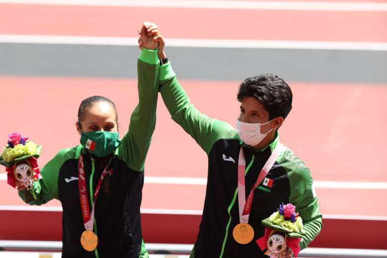 Una zapotlense histórica; Mónica Rodríguez consigue oro, récord y medalla 100 para México