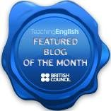 British Council Blog of the Month Winner (Oct 2016)