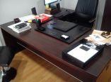 El despacho.