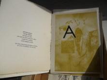 Quan tancar-se és tornar a obrir-se.Capsa amb 4 poemes de Meritxell Cucurella-Jorba i 4 gravats.