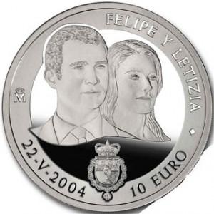 10€ plata