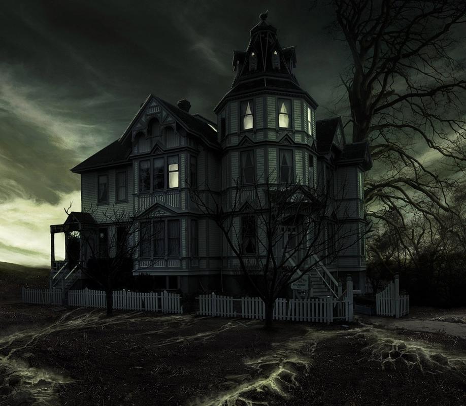 Resultado de imagen de casas encantadas