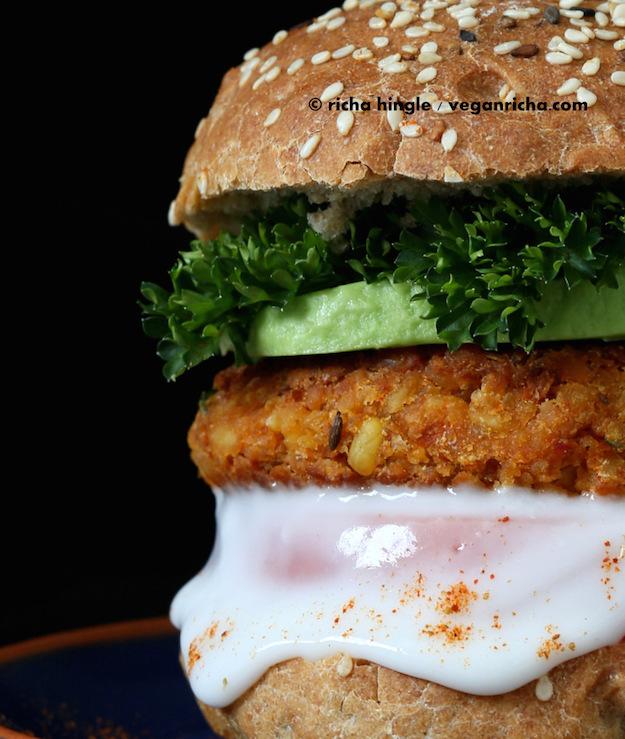 recetas de hamburguesas vegetales-el tarro de ideas-16