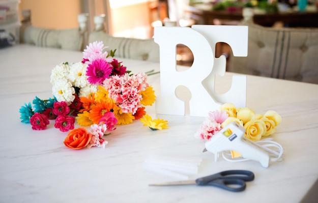 Escribir con flores-el tarro de ideas