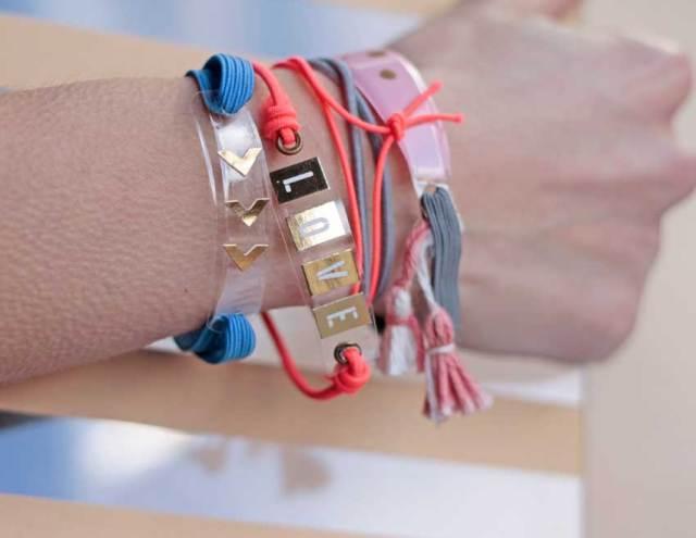 regalo personalizado complementos pulsera