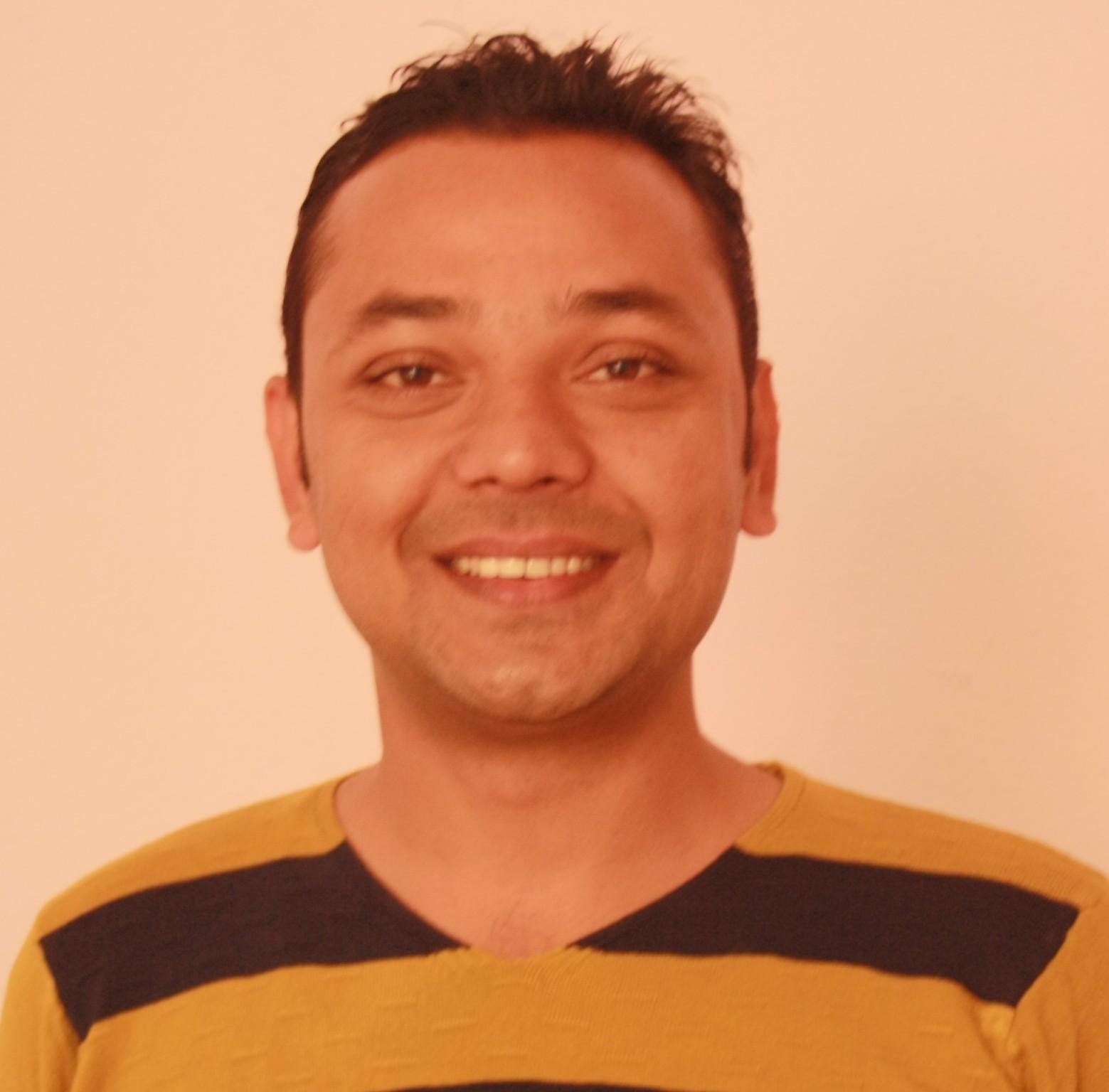 Ekraj Koirala (Siddhartha)