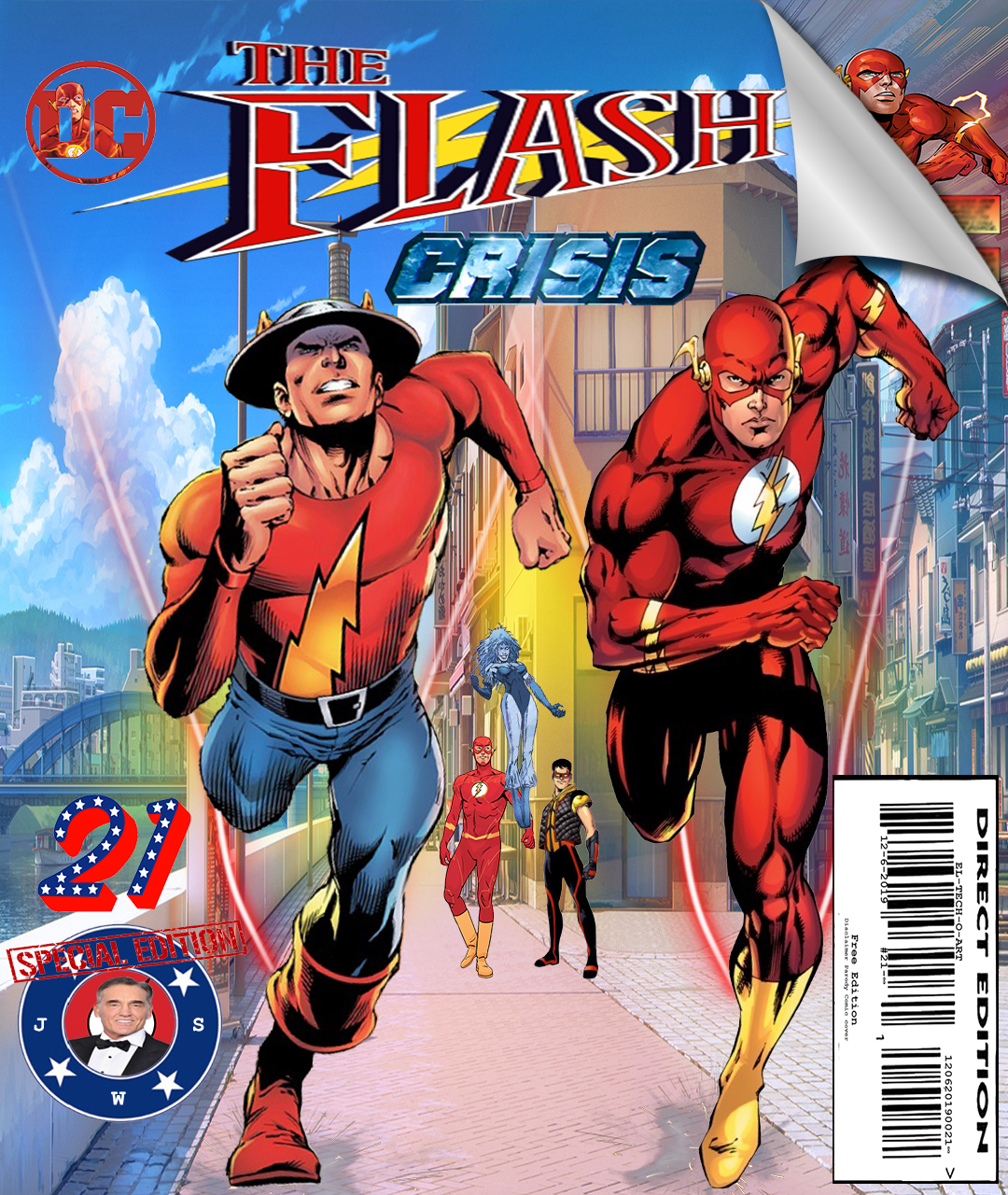 Flash VS Slash
