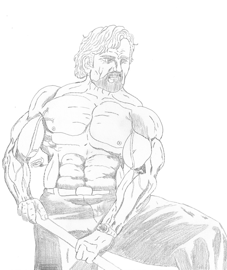 John Paul Tremblay A.K.A Julian Sketch