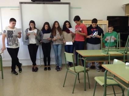Proyecto Integrado leyendo Refugiados, Marwan