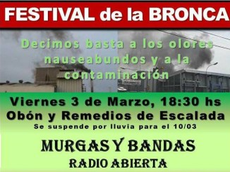 Festival de la bronca