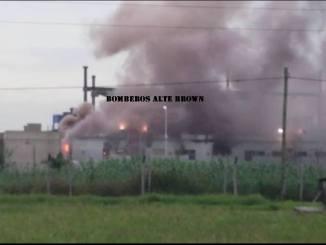 Foto: Prensa Bomberos de Almirante Brown
