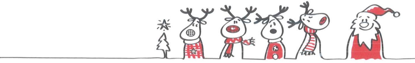 Fröhliche Weihnacht