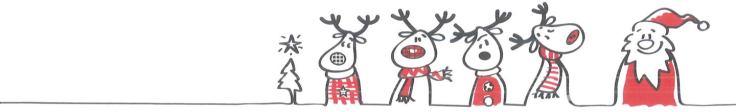 Fröhliche Weihnacht, MGF-Adventskonzert im Klinikum Kulmbach
