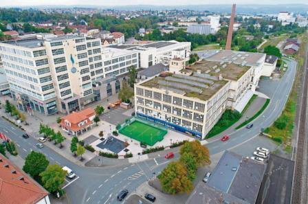 Life-Science Campus Kulmbach - geplantes Universitätsgelände