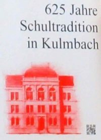 625Jahre Schultradition am MGF Kulmbach