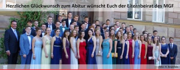 Abiturienten 2019