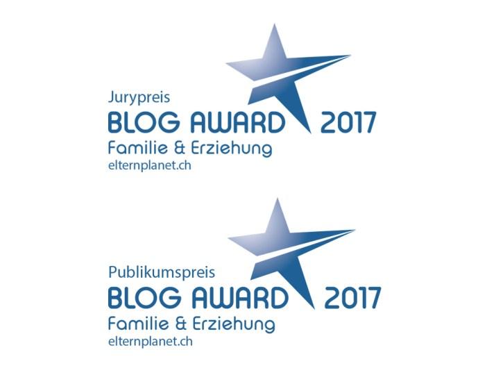 Elternplanet Blog Award Familie Erziehung Sieger gewonnen Jurypreis Publikumspreis