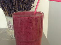 Leckerer Frucht-Smoothie