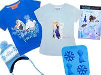 Die Eiskönigin - Goodies und Tickets zu gewinnen