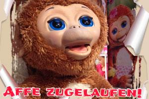 FurReal Friends Cuddles - Das Baby Äffchen