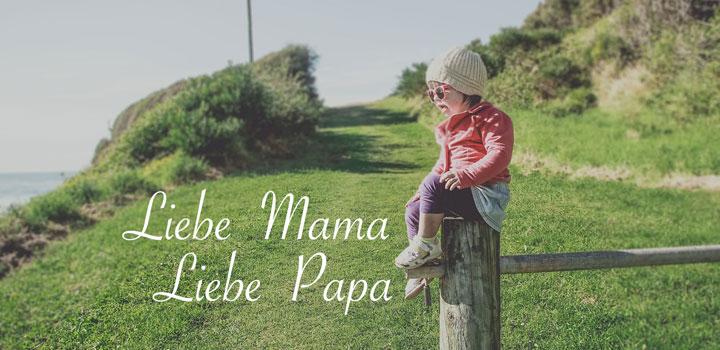 Brief an die Eltern
